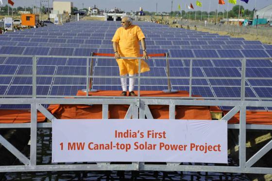 India Plans World S Largest Floating Solar Solar Power
