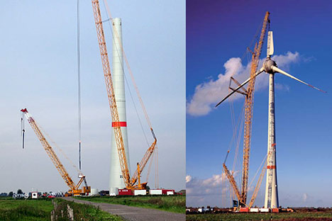 Enercon E-126 - Wind Turbine