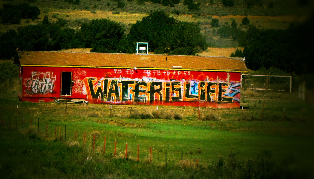 water Is life by Jennifer Emick