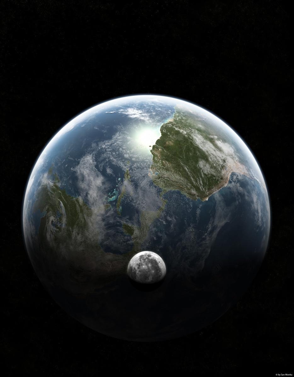 Earth Again