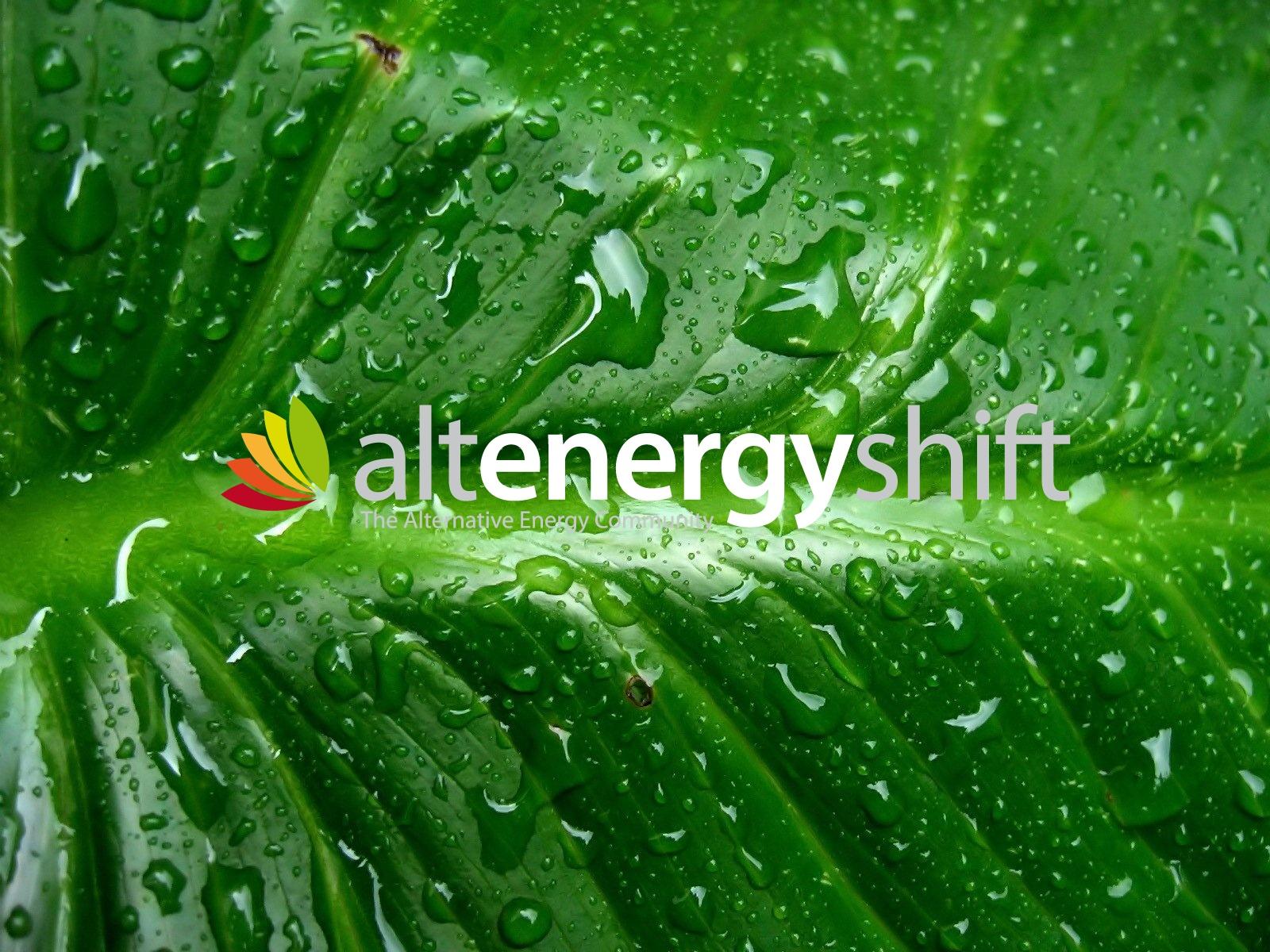 AltEnergyShift wallpaper